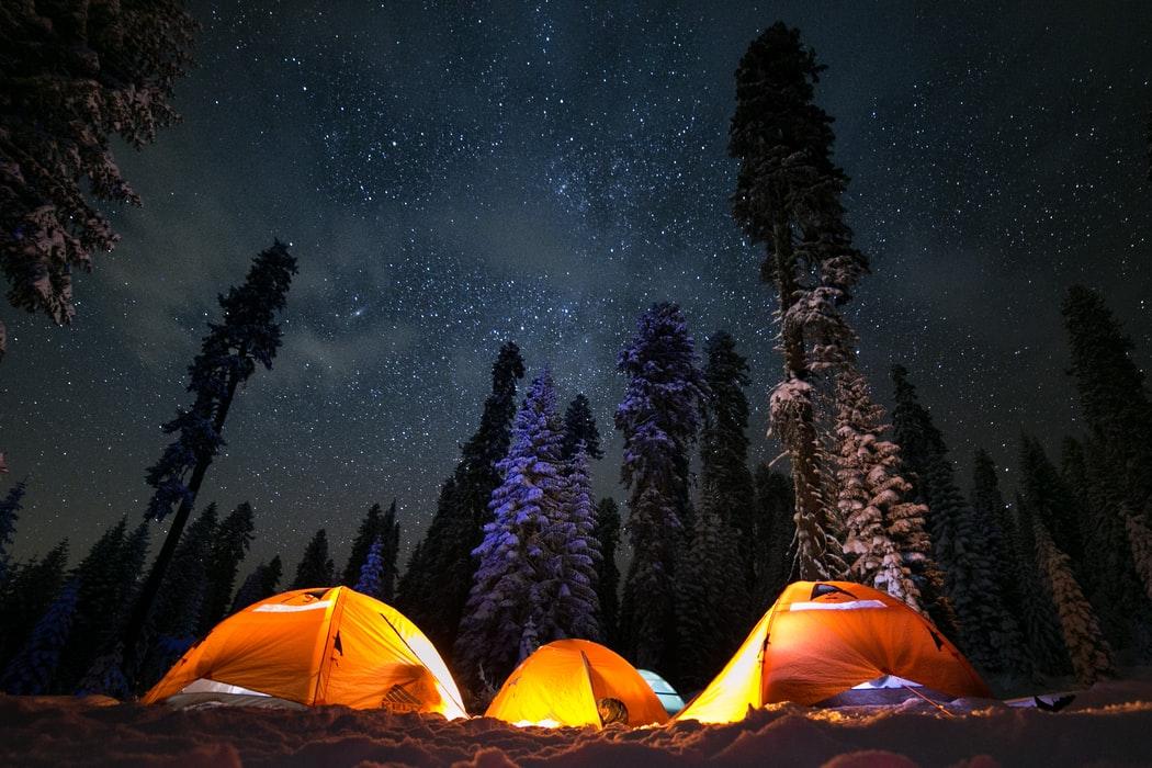 Safe Tent Heating Ideas